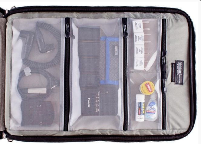 ThinkTank Airport International V 2.0 pouches