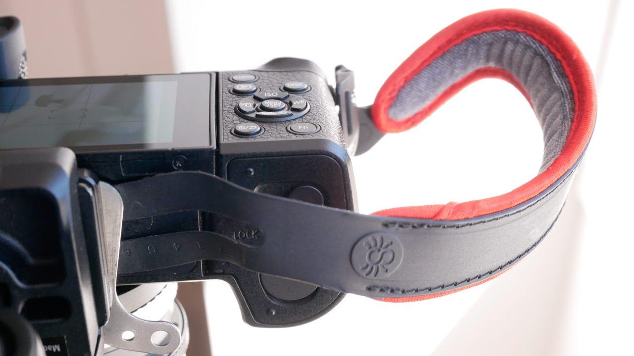 Levi Sim SpiderLight Hand Strap-5