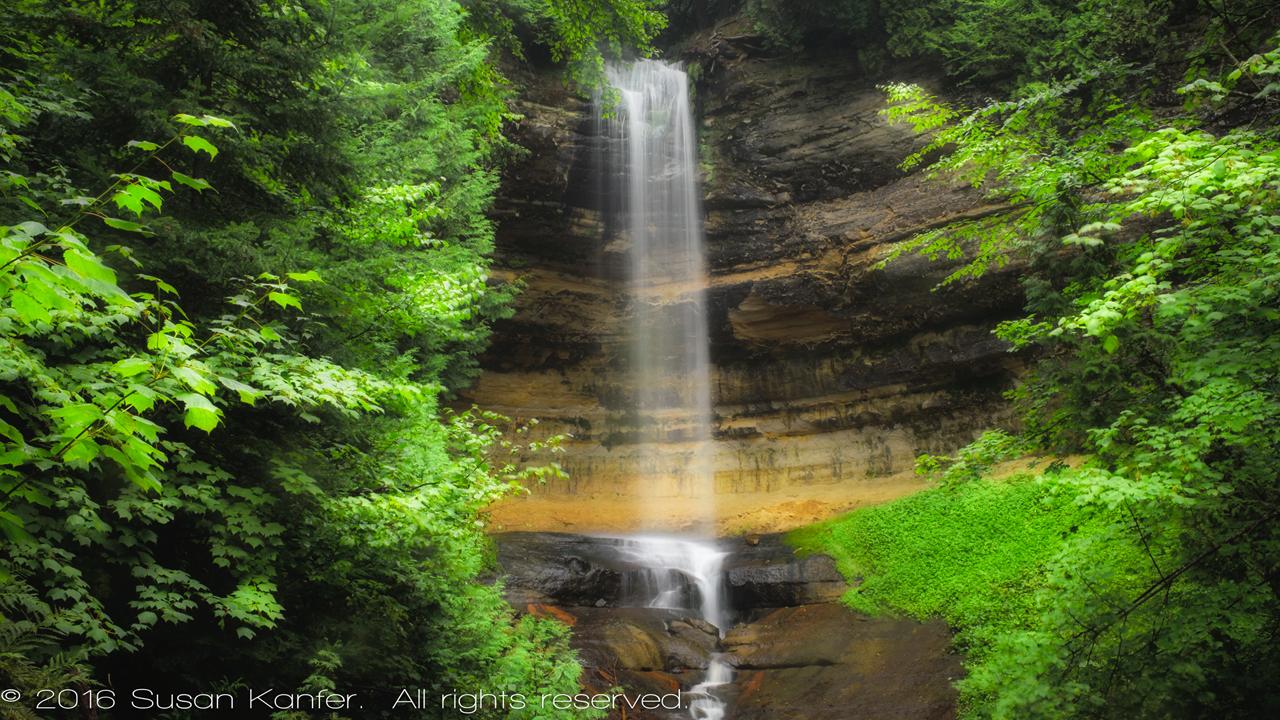 Munising Waterfall