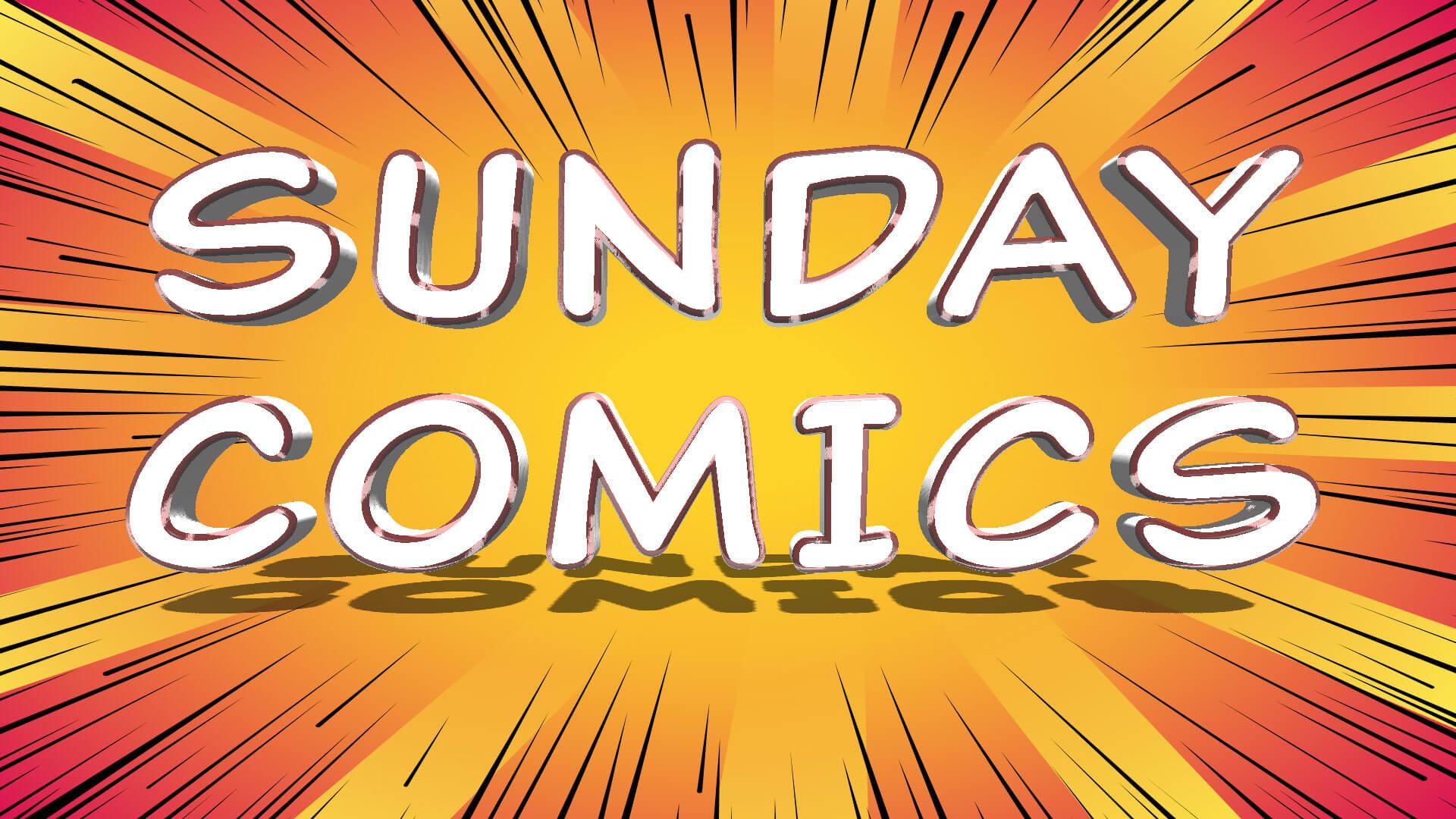 Sunday Comics humor from Photofocus