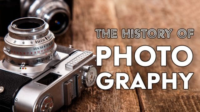 Lisa Robinson's weekly History of Photography Column