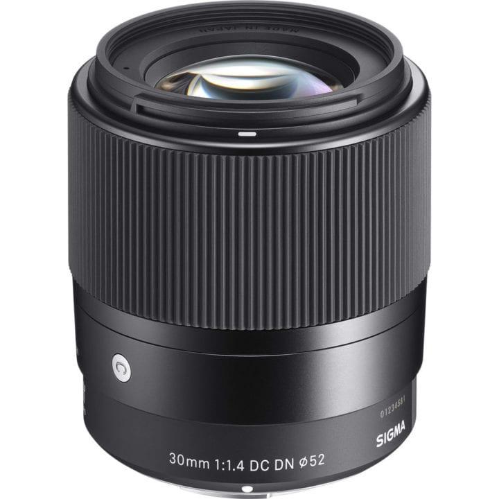 Sony aps-c - Sigma 30mm f/1.4