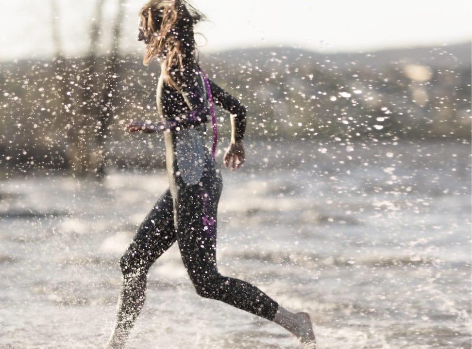 Free photoshoot with triathlon athlete Joannie Fortin