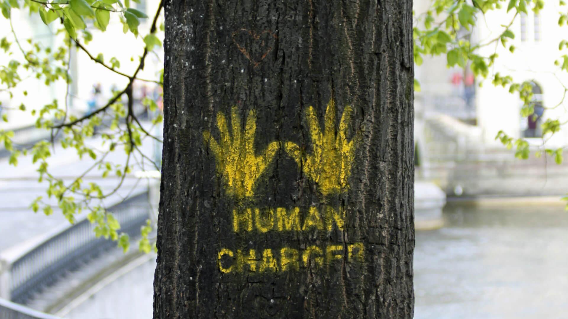 Human-Charger