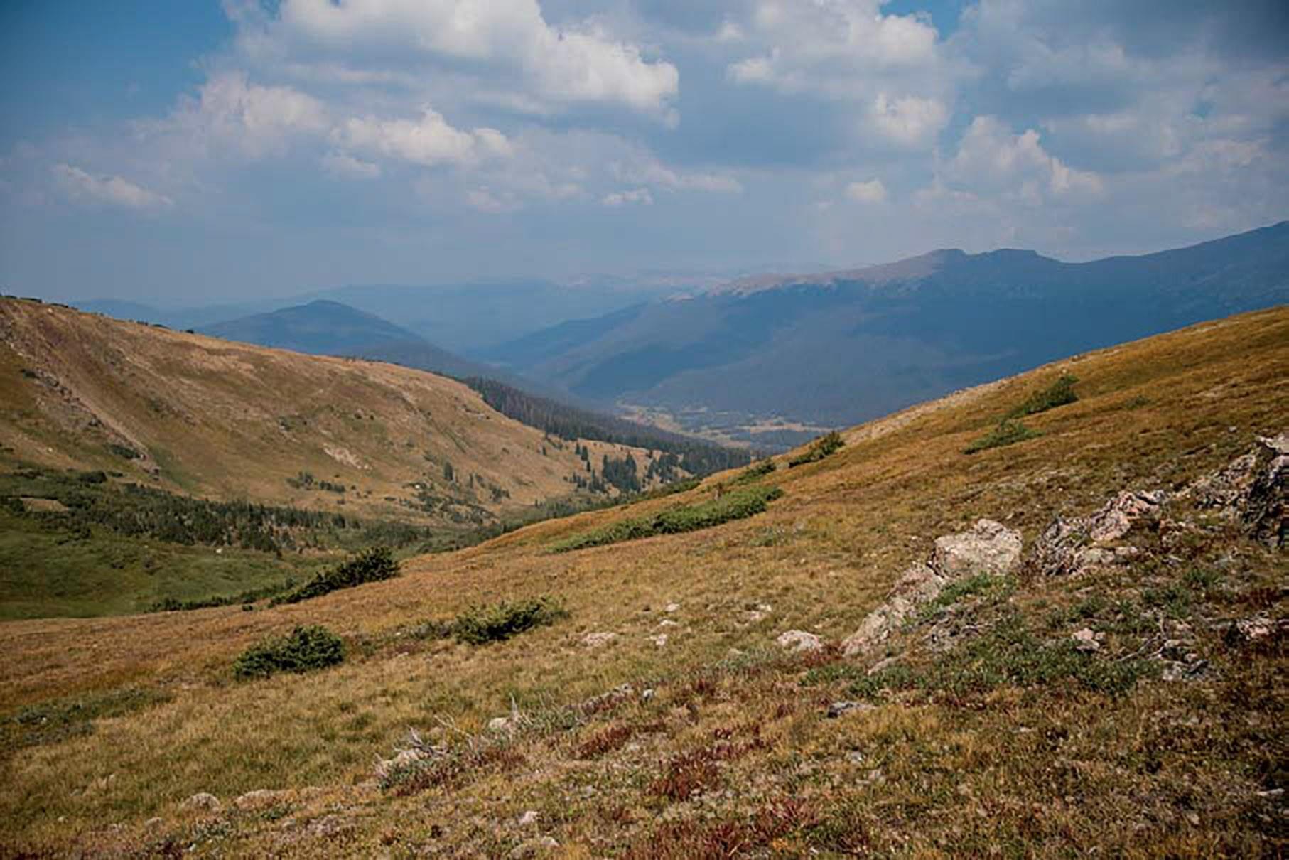 Alpine Ridge Trail, Rocky Mountain National Park, Colorado ISO 100; 1/1250 sec.; f/4.0; 17mm