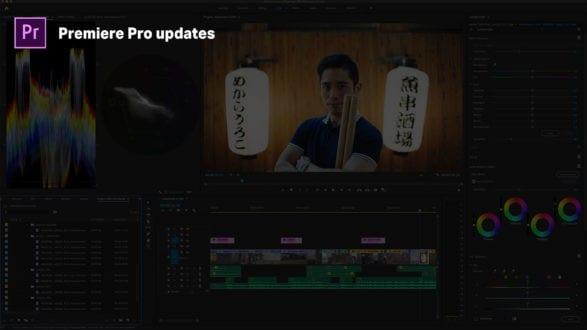 Premiere-Updates