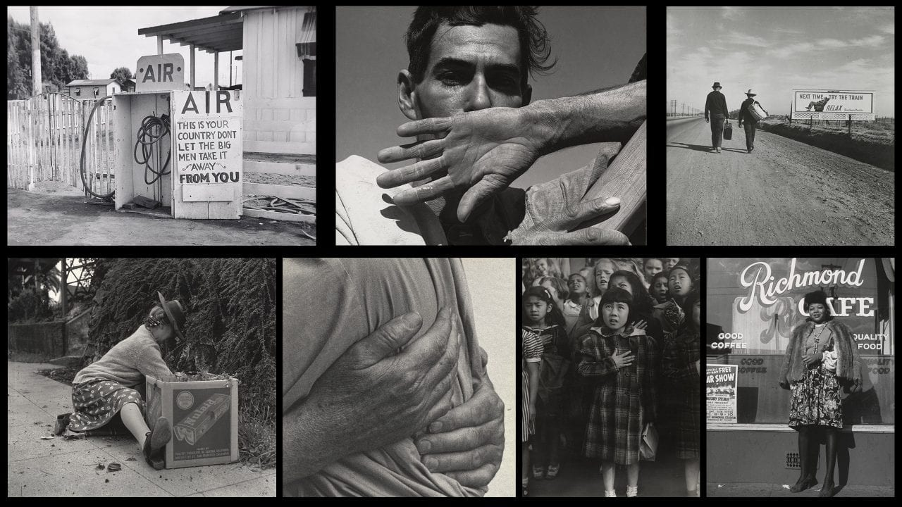 On Photography:Dorothea Lange at MoMA