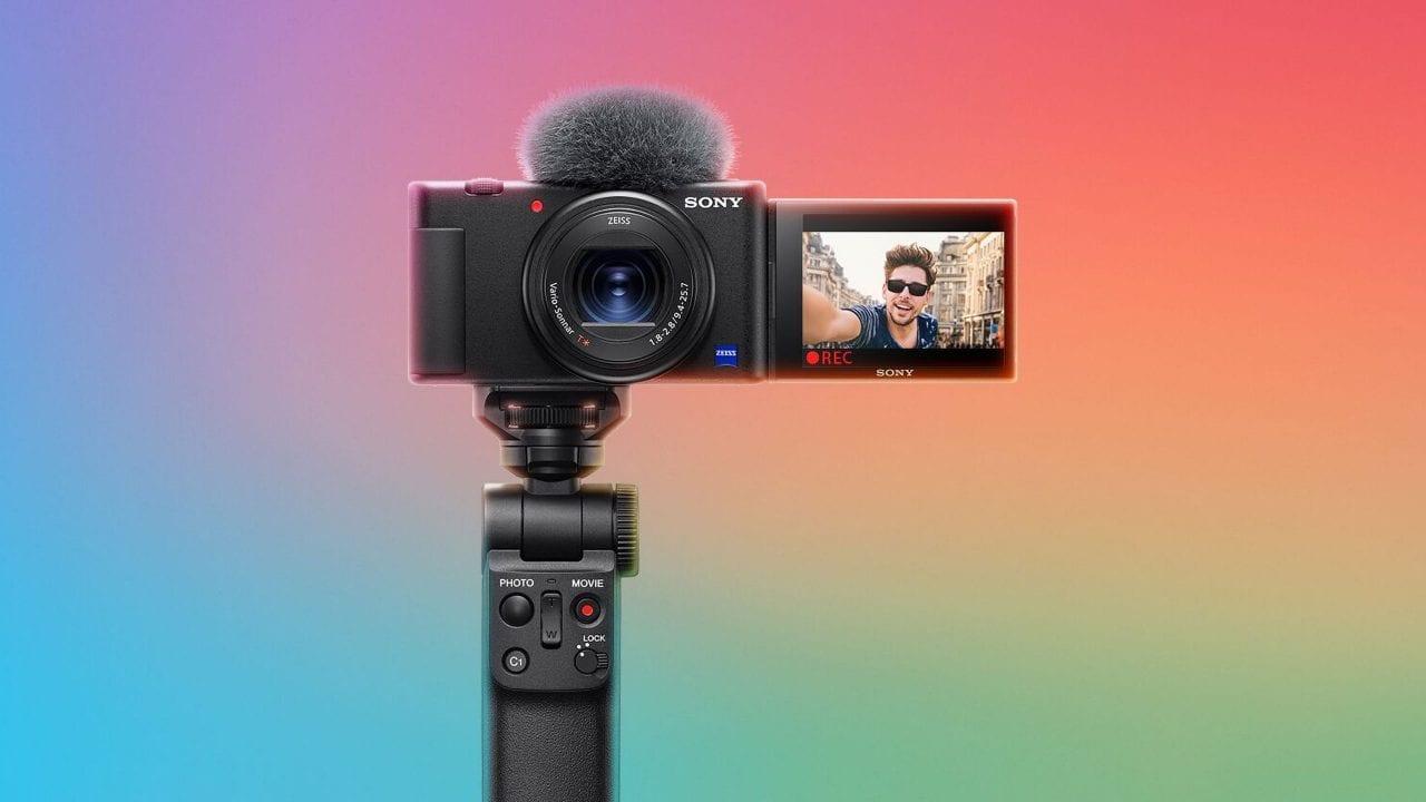 fun cameras - The Sony ZV-1