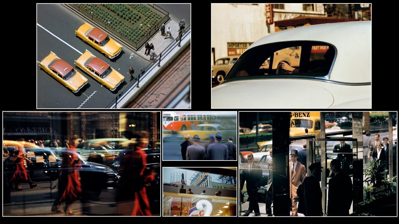 On Photography: Ernst Haas — New York in color, 1952-1962