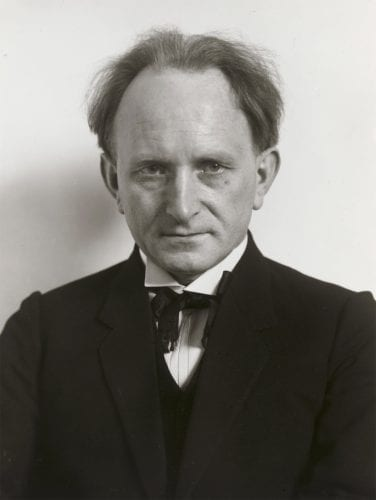 On Photography: August Sander, 1876-1964