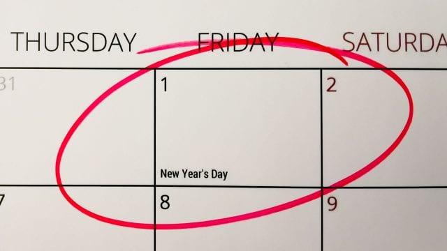 change date