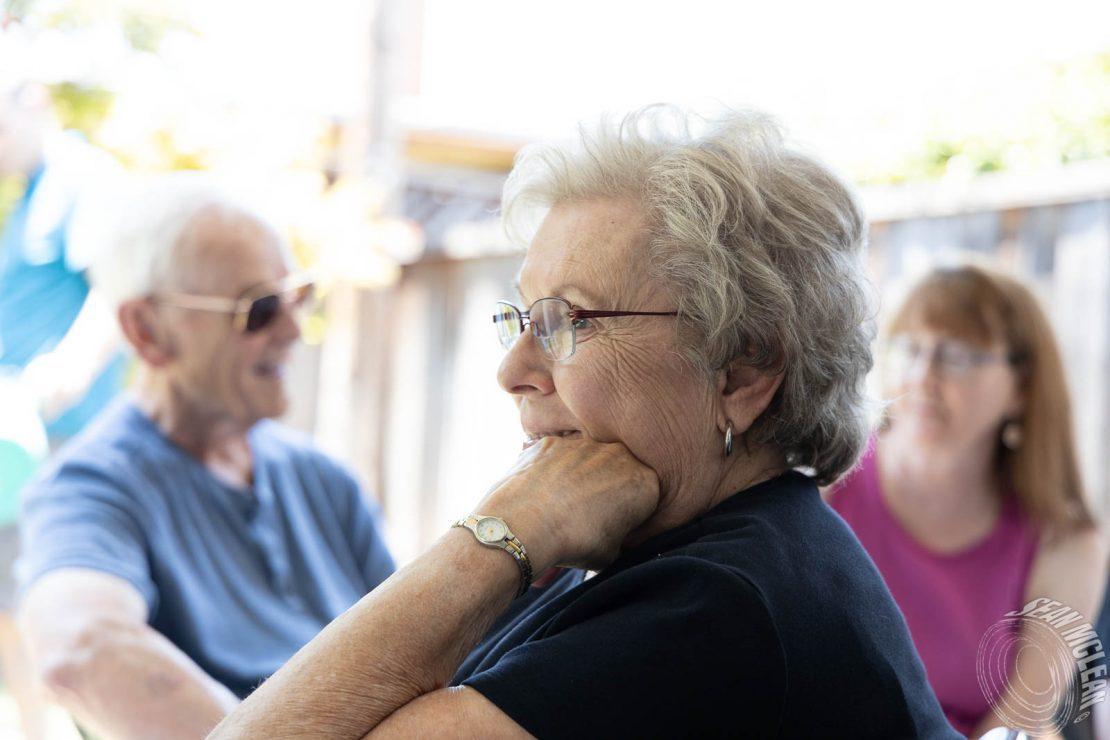 snapshot of treasured family members