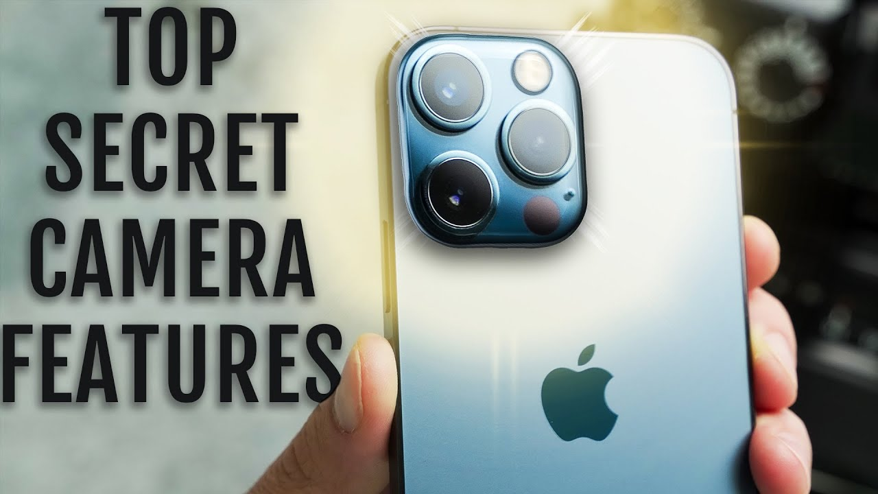 iPhone 12 Pro Camera: 10 Things You Didn't Know! - youtube