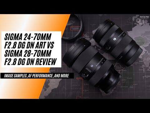 Sigma 24-70mm F2.8 DG DN Art Vs Sigma 28-70mm F2.8 DG DN Contemporary - youtube