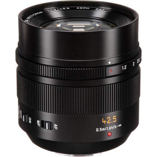 micro four-thirds - Panasonic 42.5 f/1.2