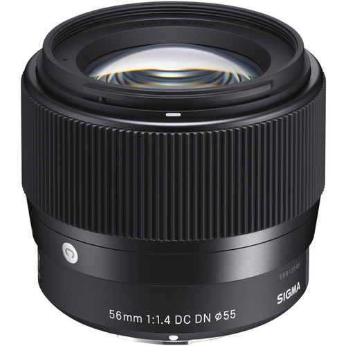 Sony aps-c - Sigma 56mm f/1.4