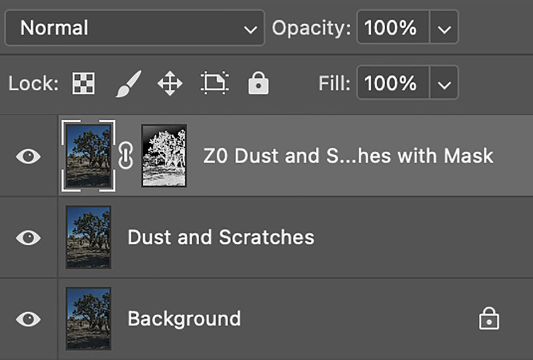 This is a screenshot of the Layers Window. The luminosity mask is the small black and white mask to the right of the top layer. It's a Layer Mask, but is targeted to affect the darkest areas of the image. It's easier and quicker to create a luminosity mask than it is to paint on a Layer Mask, and sometimes can be extremely helpful if you know exactly what you wish to target.