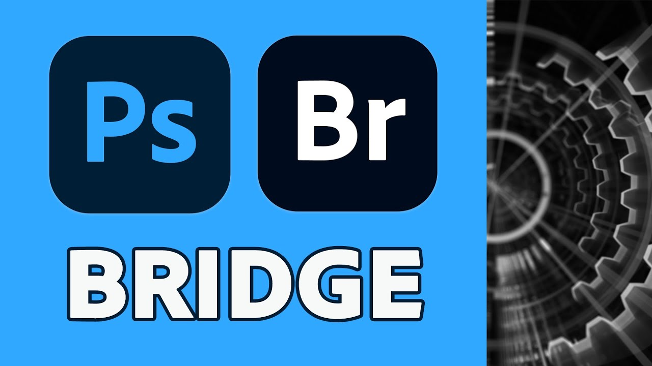 Get more done with Photoshop & Bridge - youtube